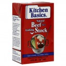 Kitchen Basics Real Stock Beef Natural