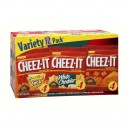 Sunshine Cheez-It Snack Crackers Variety Pack - 12 ct