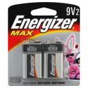 Energizer Max Batteries Size 9 Volt