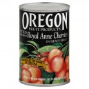 Oregon Fruit Products Cherries Royal Anne Light Sweet Pitted Heavy Syrup