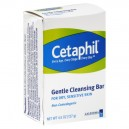 Cetaphil Gentle Cleansing Bar for Dry, Sensitive Skin