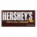 Hershey's Bar Milk Chocolate with Almonds