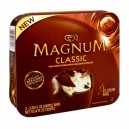 Magnum Ice Cream Bars Classic Vanilla w/Belgian Milk Chocolate Coating 3ct