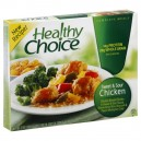 Healthy Choice Chicken Sweet & Sour with Rice & Broccoli