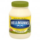 Best Foods/Hellmann's Mayonnaise with Extra Virgin Olive Oil