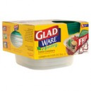 GladWare Containers Entree with Lids