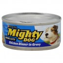 Purina Mighty Dog Wet Dog Food Prime Cuts Chicken in Gravy