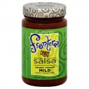Frontera Gourmet Mexican Salsa Chunky Tomato Mild All Natural