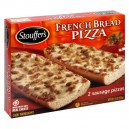 Stouffer's Pizza Sausage French Bread Frozen - 2 ct