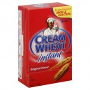 Nabisco Instant Cream of Wheat Hot Cereal - 12 ct