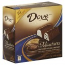 Dove Ice Cream Miniatures with MIlk Chocolate Variety Pack - 14 ct