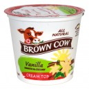 Brown Cow Cream Top Yogurt Vanilla All Natural