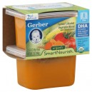 Gerber 2nd Foods SmartNourish Farmers Market Vegetable Blend Organic-2 pk