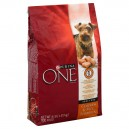 Purina ONE Dry Dog Food Chicken & Rice