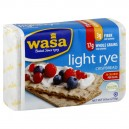 Wasa Crispbread Crackers Light Rye