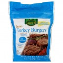 Jennie-O Turkey Store Turkey Burgers Original Lean Natural - 12 ct Frozen