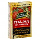 Good Seasons Salad Dressing Mix Italian Makes - 4 pk