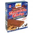 Sunbelt Chewy Granola Bars Fudge Dipped Chocolate Chip - 8 ct