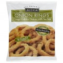 Alexia Onion Rings Crispy Golden with Sea Salt All Natural