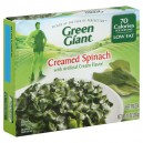 Green Giant Spinach Creamed