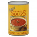 Amy's Soup Chunky Tomato Bisque Organic