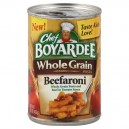 Chef Boyardee Whole Grain Pasta Beefaroni