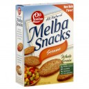 Old London Melba Snacks Sesame Whole Grain
