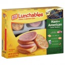 Oscar Mayer Lunchables Cracker Stackers Ham + American with Capri Sun