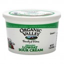 Organic Valley Sour Cream Low Fat