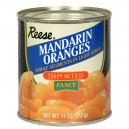 Reese Orange Mandarin Segments in Light Syrup