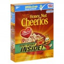 General Mills Cheerios Cereal Honey Nut
