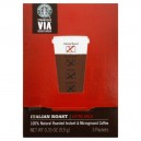 Starbucks VIA Ready Brew Italian Roast Extra Bold Instant Coffee - 3 ct