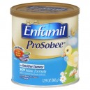 Enfamil ProSobee Infant Formula for Sensitive Tummy with Iron Powder