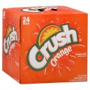 Crush Orange Soda - 24 pk