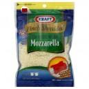 Kraft Cheese Mozzarella Finely Shredded