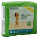 Seventh Generation Diapers Chlorine-Free Stage 6 Both - 35+ lbs