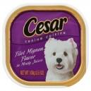 Cesar Original Pate Wet Dog Food Filet Mignon