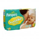 Pampers Swaddlers New Baby Diapers Size 2 Both Jumbo Pack - 12-18 lbs