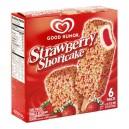 Good Humor Ice Cream Bars Strawberry Shortcake - 6 ct