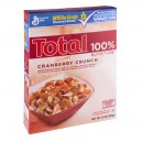General Mills Total Cereal Cranberry Crunch