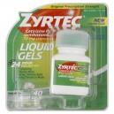 Zyrtec Allergy Relief 24-Hour Liquid Gels