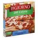 DiGiorno 200 Calorie Portions Pizza Pepperoni Frozen - 2 ct