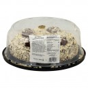 Bakery Cake Triple Chocolate Single Layer 8 Inch