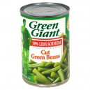 Green Giant Green Beans Cut 50% Less Sodium