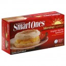 Weight Watchers Smart Ones English Muffin Sandwich Egg Whites & Cheese 2ct