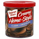 Duncan Hines Creamy Home-Style Frosting Classic Chocolate