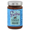 Frontera Gourmet Mexican Salsa Chunky Tomato Medium All Natural