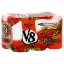 V8 100% Spicy Hot Vegetable Juice - 6 pk