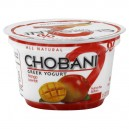 Chobani Greek Fruit on the Bottom Yogurt Mango 2% Low Fat All Natural