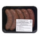 Sausage Turkey Italian Homemade All Natural - 5 ct Fresh